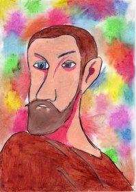 Retrato Henri Matisse