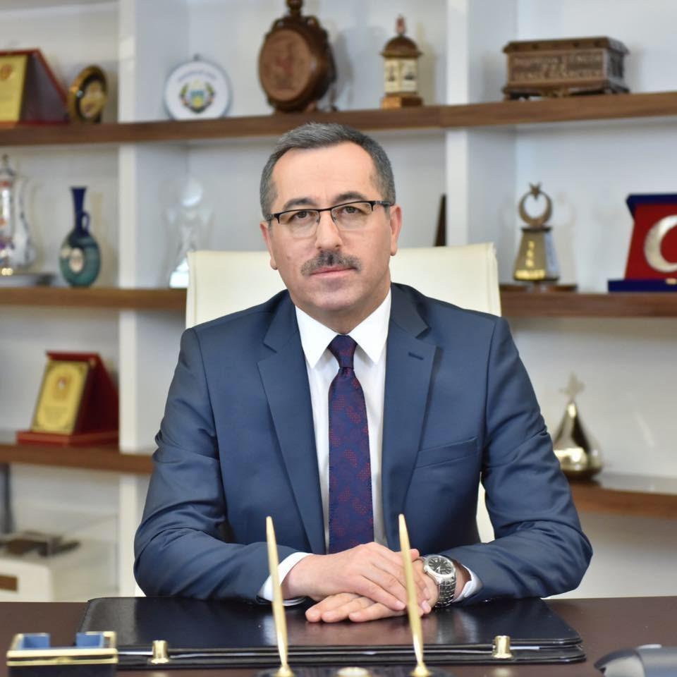 Kahramanmaraş Büyükşehir Belediye Başkanı Güngör'ün korona testi pozitif çıktı