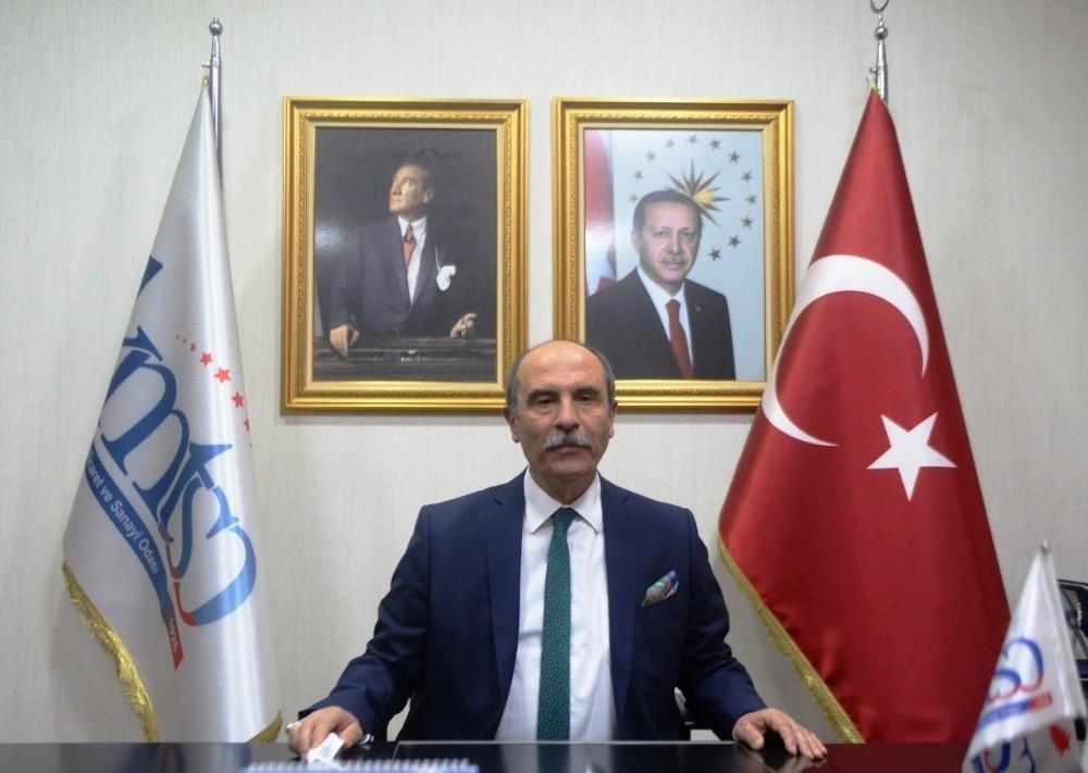 """Başkan Balcıoğlu: """"Güven tesis etmeliyiz"""""""