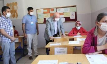 Kahramanmaraş'ta LGS sınavı tamamlandı