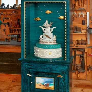 "Roy & Mara Superior, ""Pearls Collaborative Cabinet"", 2008"