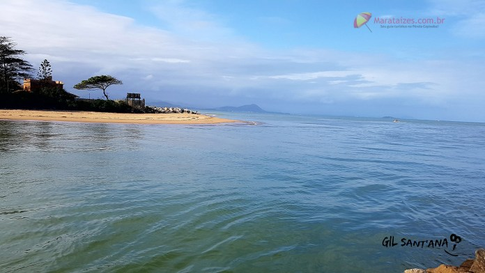 Praia do Pontal em Marataízes. Foto: Gil Santana