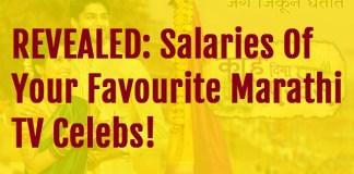 Salaries of Marathi TV actors revealed