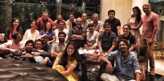 Marathi Celebs Celebrates Gym Trainers Birthday