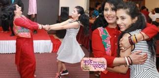 Kahe Diya Pardes Celebrates 1st Anniversary