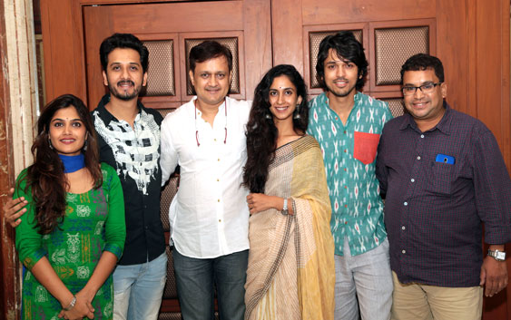 Harberium announced two interval play 'Pati Gele Ga Kathewadi'