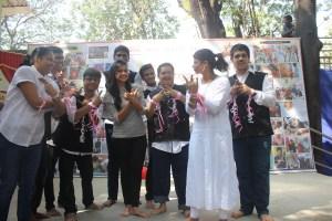 Hruta Durgule Celebrates Childrens Day