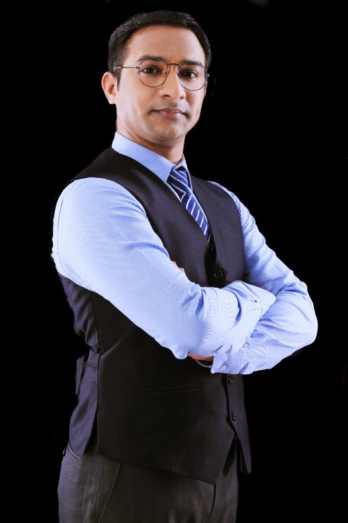 Nikhil Raut Receives Best Response For Challenge