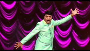 Ek Tappa Out Ankush Chaudhari Special,Ankush Chaudhari Visits Ek Tappa Out,'एक टप्पा आऊट'च्या सेटवर अंकुश चौधरीची खास हजेरी,Bharat Jadhav,Ek Tappa Out,Star Pravah,Ankush Chaudhary