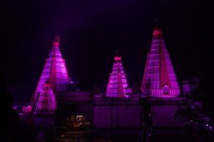 Star Pravah Decorates Kolhapur's Jyotiba Temple With Lighting