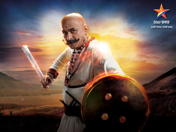 Ajinkya Dev Goes Bald For Jai Bhavani Jai Shivaji
