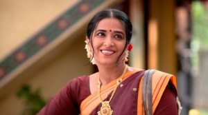 Sharmishtha Raut In Mulgi Zali Ho