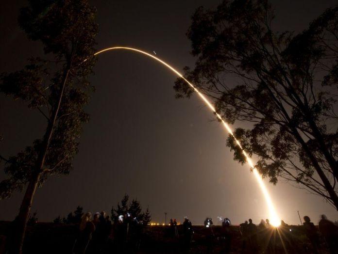 china rocket fall on maldives