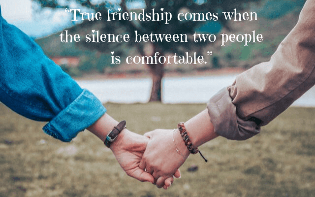 Status For WhatsApp About Friendship