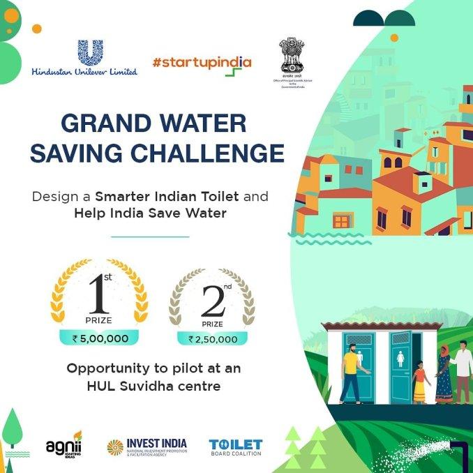 Grand Water Saving Challenge