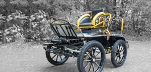 Pony-carriage-yellow