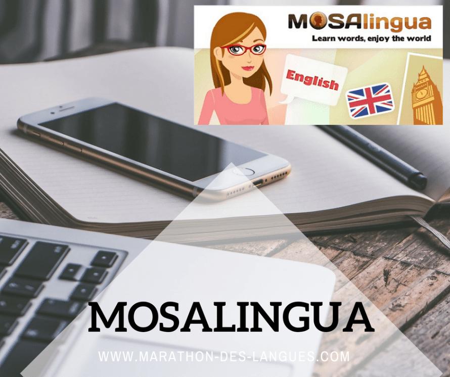 mosalingua apprendre vocabulaire