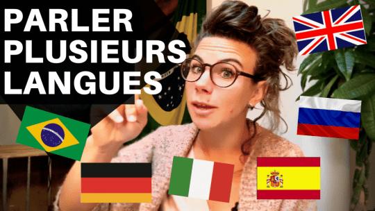 parler plusieurs langues couramment