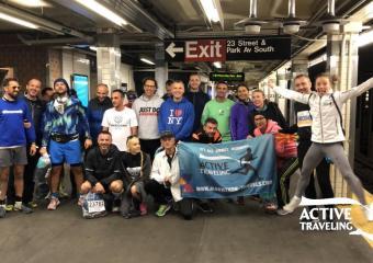 New York Maraton – slika
