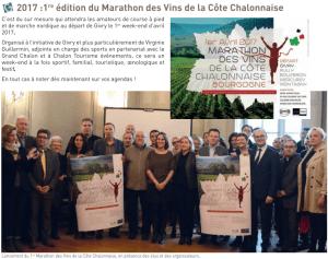 1er_avril_2017_lancement officiel Marathon des Vins de la Côte Chalonnaise
