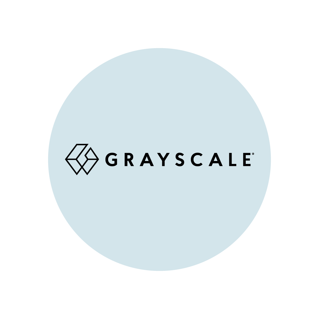 The Grayscale logo
