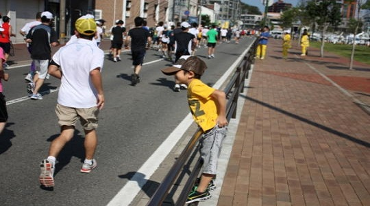 北海道マラソン 応援 場所