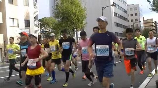 福岡マラソン コース 関門 制限時間