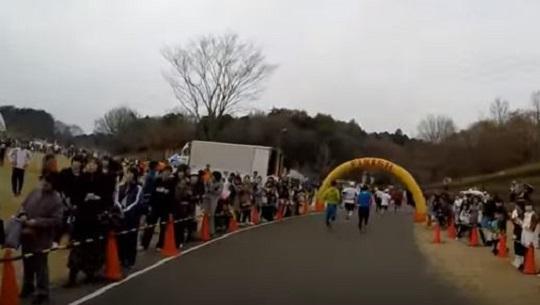 かさま陶芸の里ハーフマラソン コース 関門 制限時間