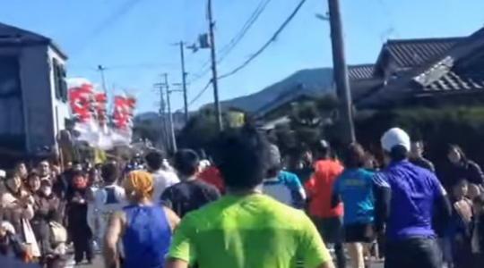 紀州口熊野マラソン コース 関門