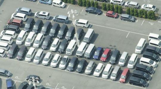 柴田さくらマラソン 駐車場