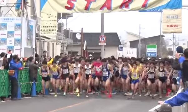 三浦国際市民マラソン 関門