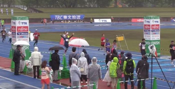 仙台国際ハーフマラソン エントリー