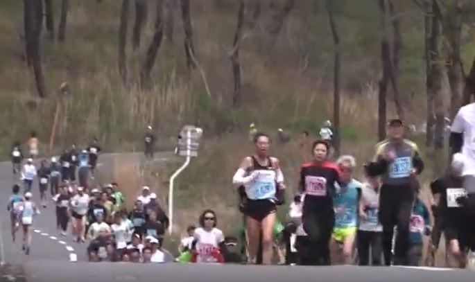 八戸うみねこマラソン 関門