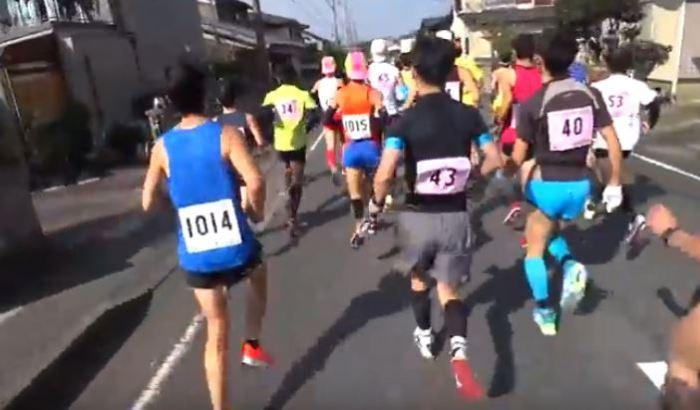 2018あいの土山マラソン 関門