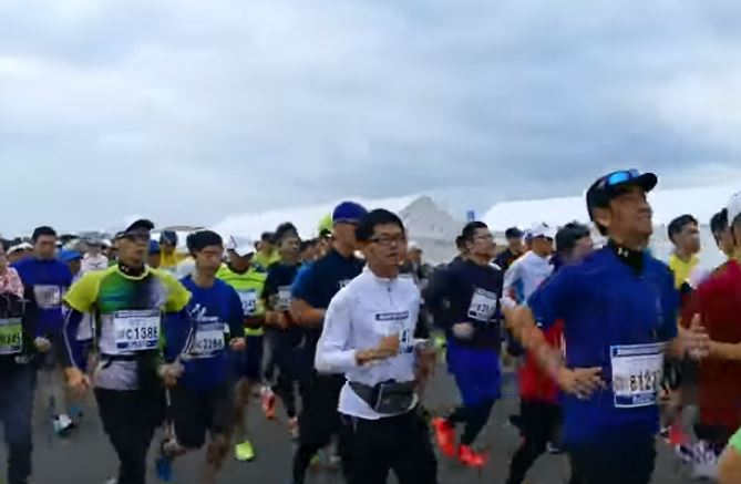 第22回大阪・淀川市民マラソン エントリー