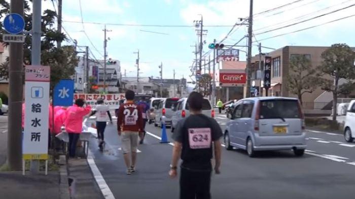 日本平桜マラソン 関門