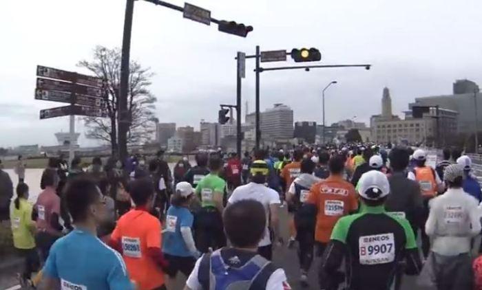 横浜シーパークマラソン 攻略