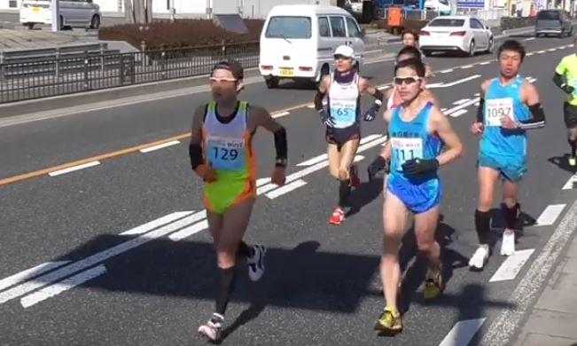 鳥取マラソン2019 関門