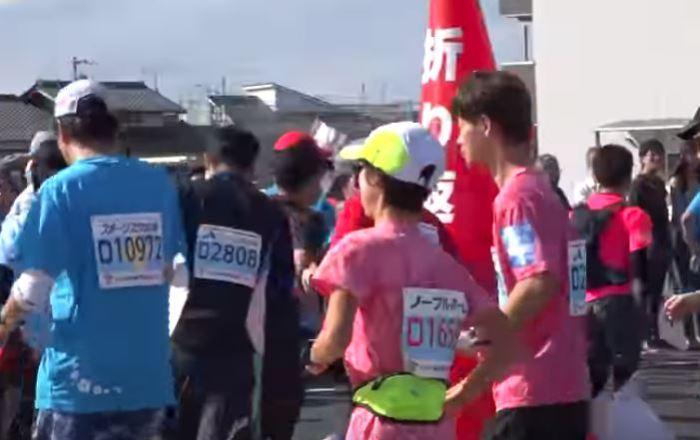 佐倉朝日健康マラソン 関門