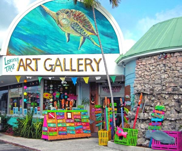 Lobster Trap & Art Islamorada Florida