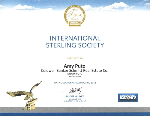 Coldwell Banker-International Sterling Society-Amy Puto 2012-1