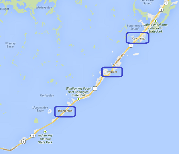 upper keys-fl-map-key largo-islamorada