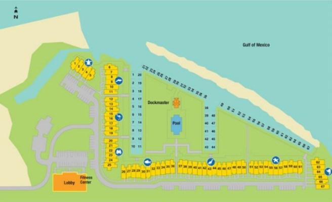 Indigo Reef resort map marathon fl