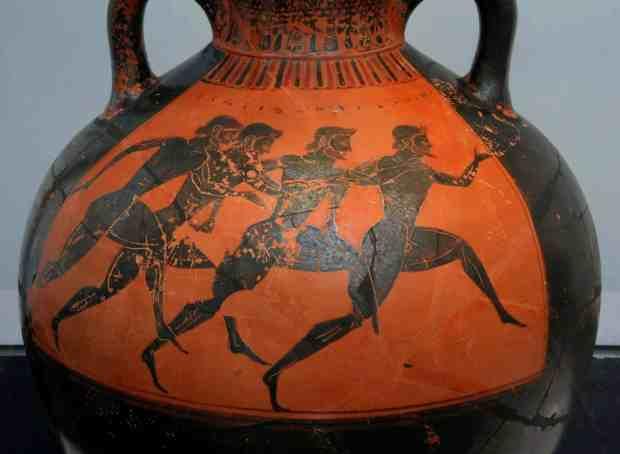 greek runners