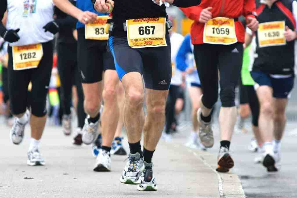 4 hr marathon