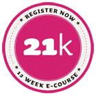 Introducing: The Half Marathon E-Coaching Online Course 4
