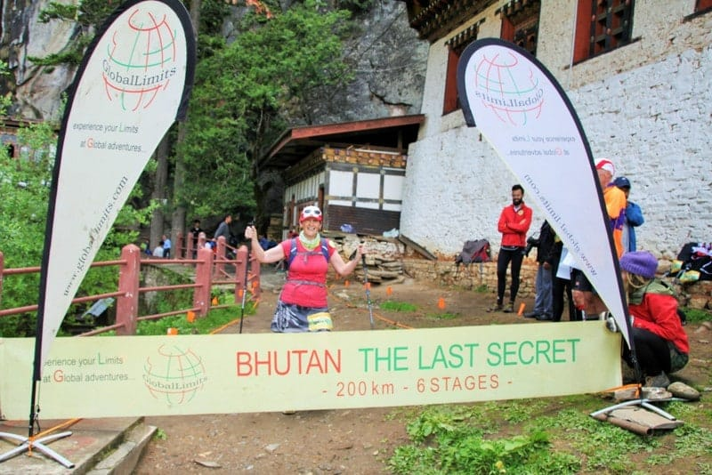 Global Limits Bhutan - The Last Secret - 200km Race Report 86