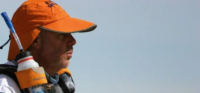 Meet Tony Brammer, Stage Race Guru and 4 Deserts Checkpoint Captain 1