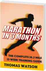 Marathon In 3 Months - The Book 1