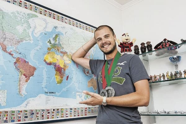 Filippo Rossi: the Globetrotting Ultrarunner 23